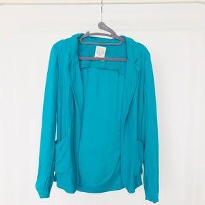 Aritzia - Talula front open blazer